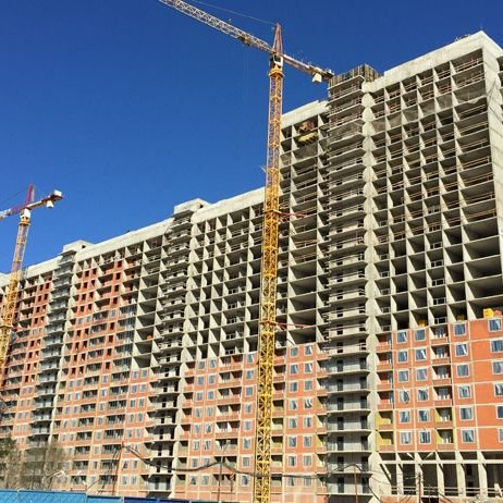ЖК Виктория ход строительства август 2015